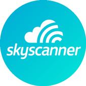 Skyscanner ícone