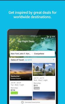Skyscanner imagem de tela 14