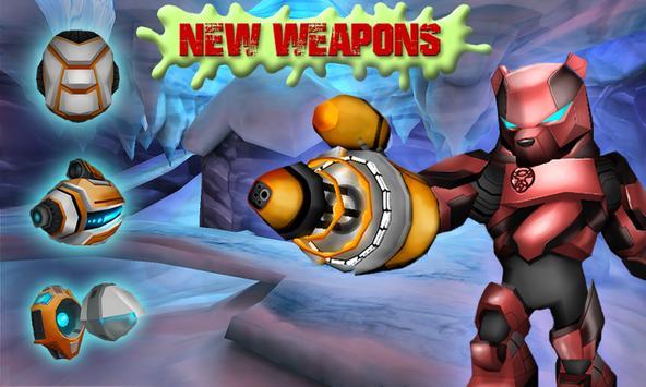 BattleBears screenshot 1