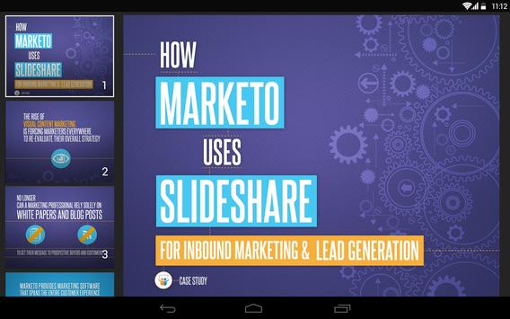LinkedIn SlideShare capture d'écran 8