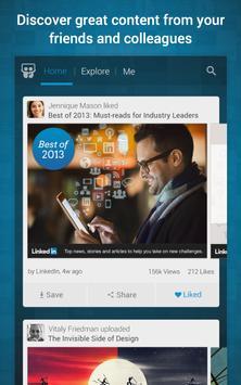 LinkedIn SlideShare capture d'écran 13