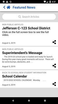 Jefferson C-123 Schools screenshot 2