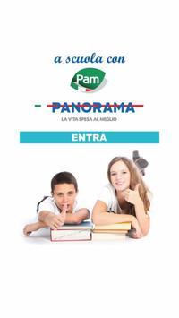 A scuola con PAM Panorama poster