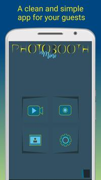 Photobooth mini poster