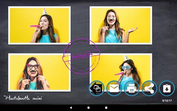 Photobooth mini screenshot 12