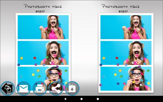 Photobooth mini screenshot 13