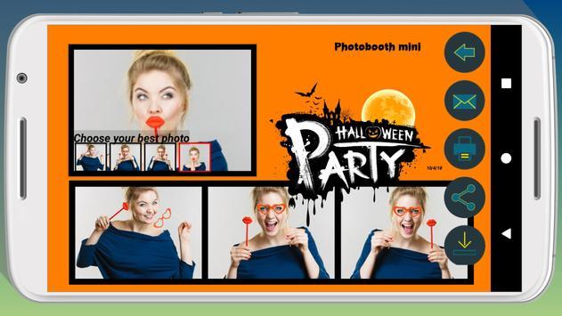 Photobooth mini screenshot 5
