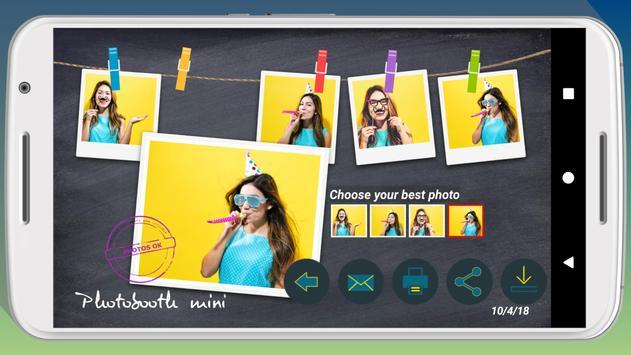 Photobooth mini screenshot 6