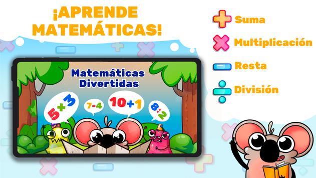 Matemáticas Poster