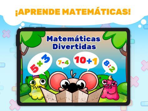Matemáticas captura de pantalla 4