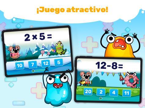 Matemáticas captura de pantalla 6