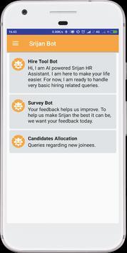 Srijan Bot screenshot 1