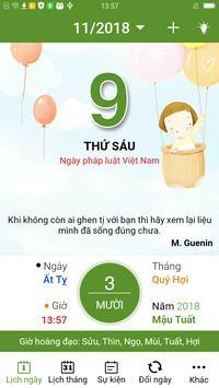 Lich Van Nien 2019 - Lịch Vạn Niên 2019 poster