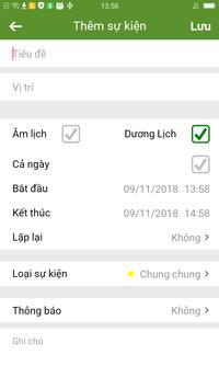 Lich Van Nien 2019 - Lịch Vạn Niên 2019 screenshot 4