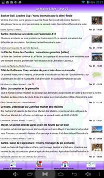REGION SALES LE MANS screenshot 14