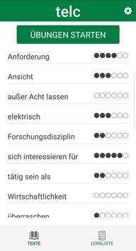 telc Deutsch C1 Wortschatz screenshot 4