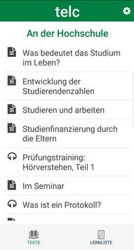 telc Deutsch C1 Wortschatz screenshot 1