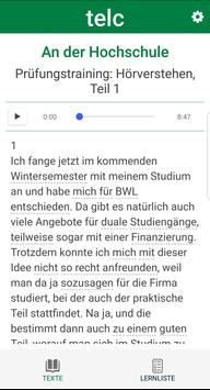telc Deutsch C1 Wortschatz screenshot 2