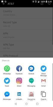 APN Settings screenshot 3