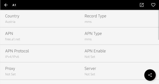 APN Settings screenshot 14