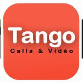 Free Tango calls vidèo chat icon