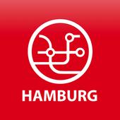 Hamburg public transport routes 2020 icon