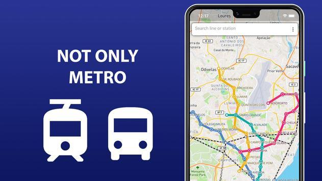 Lisbon public transport routes 2020 screenshot 1
