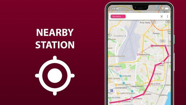 Lisbon public transport routes 2020 screenshot 5