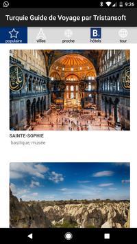 Turquie Guide de Voyage poster