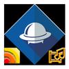 UFO Media Player | Video & Audio アイコン
