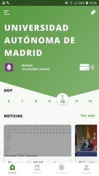 UAM App screenshot 1