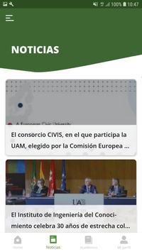 UAM App screenshot 4