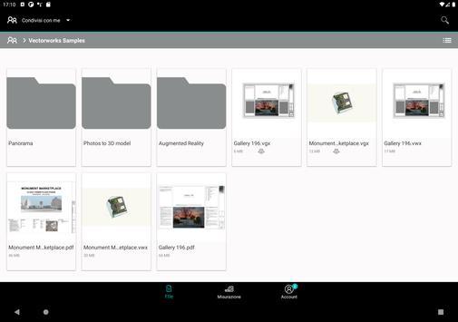 11 Schermata Vectorworks Nomad
