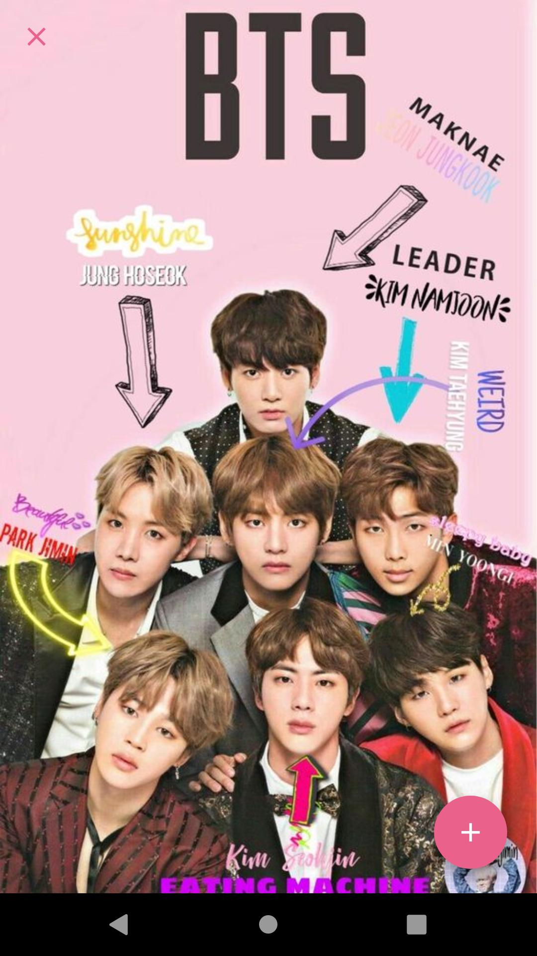 BTS HD Wallpaper for Android   APK Download