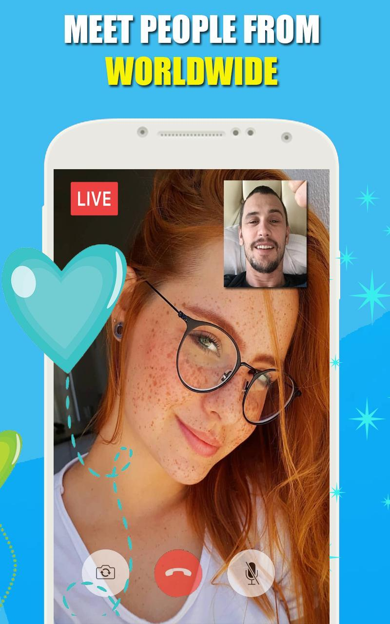 Video call free - Live Random Video chat roulette for