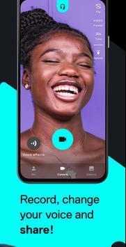 Voicemod Clips تصوير الشاشة 3