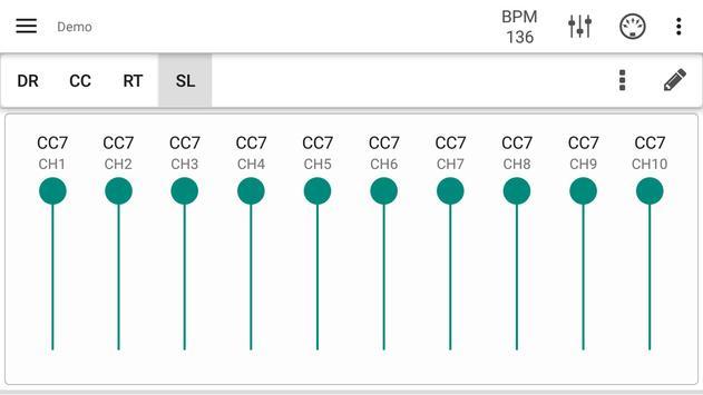 MIDI Controller screenshot 2
