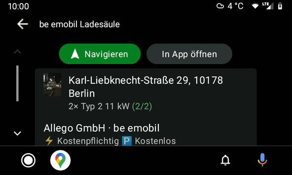 EVMap screenshot 2
