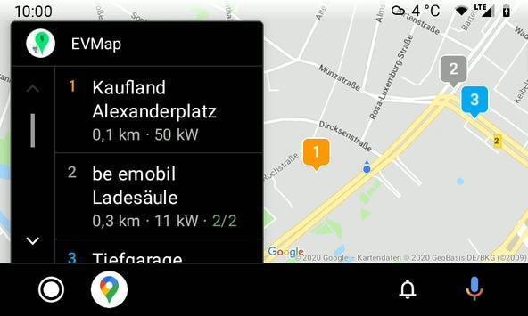 EVMap screenshot 3