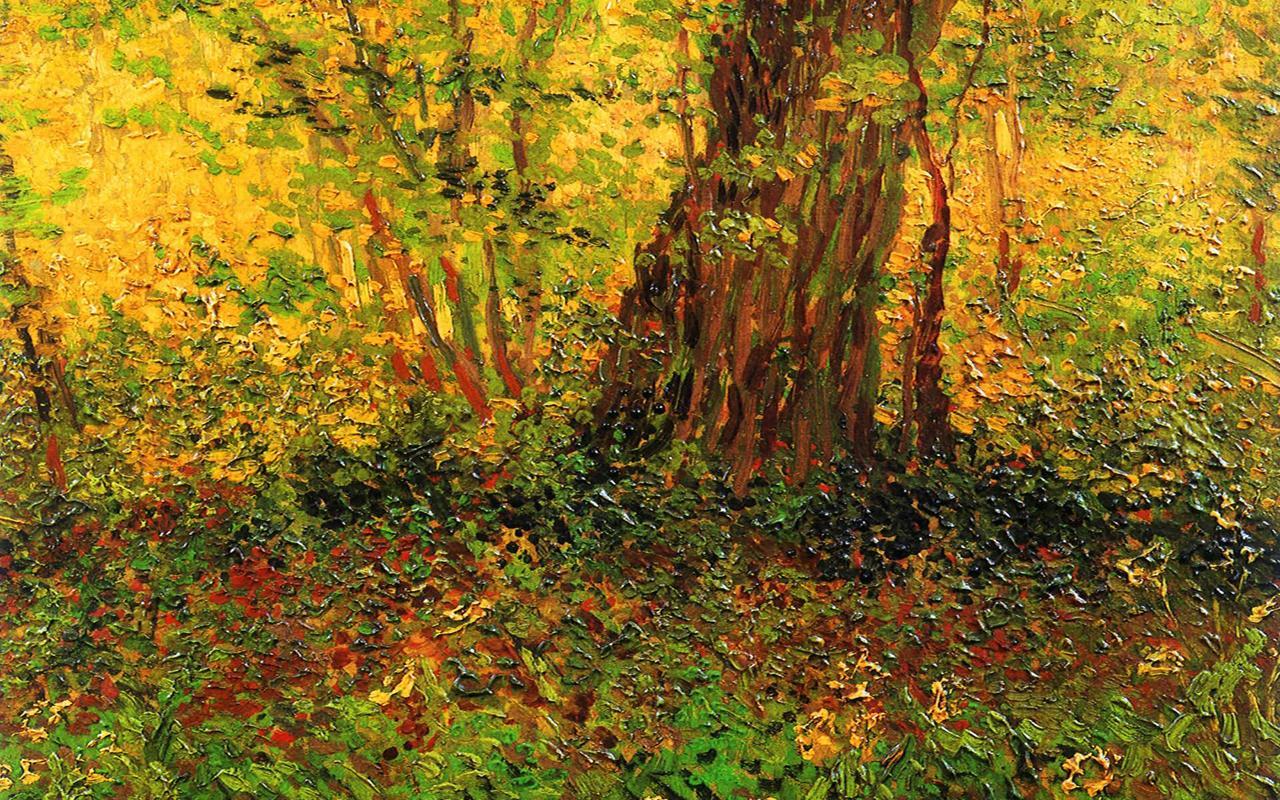 ... Vincent Van Gogh Set Wallpaper screenshot 5 ...