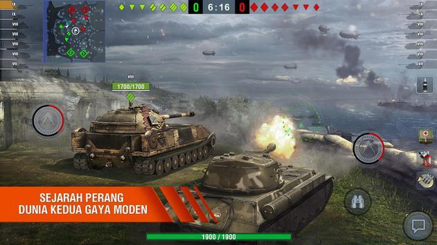 World of Tanks syot layar 2
