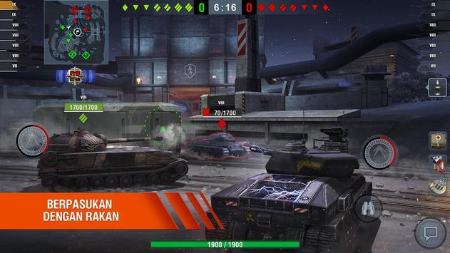 World of Tanks syot layar 3