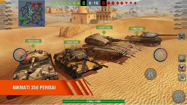 World of Tanks syot layar 6