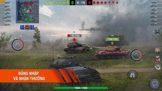 World of Tanks ảnh chụp màn hình 1