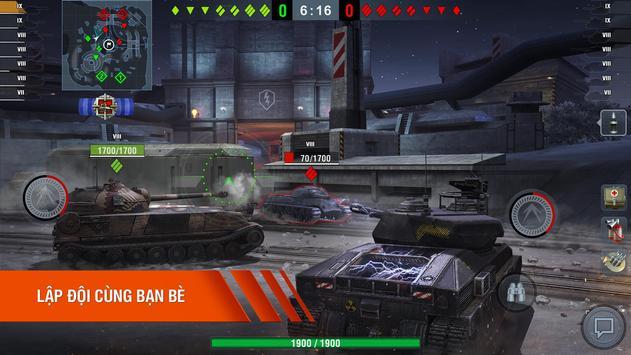 World of Tanks ảnh chụp màn hình 4