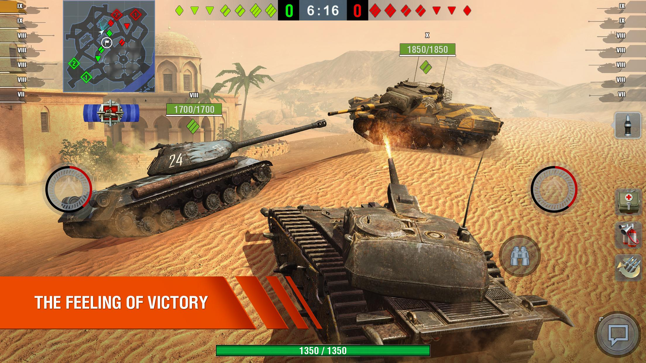 game World Of Tanks Blitz Game Android Perang Yang Sangat Menantang