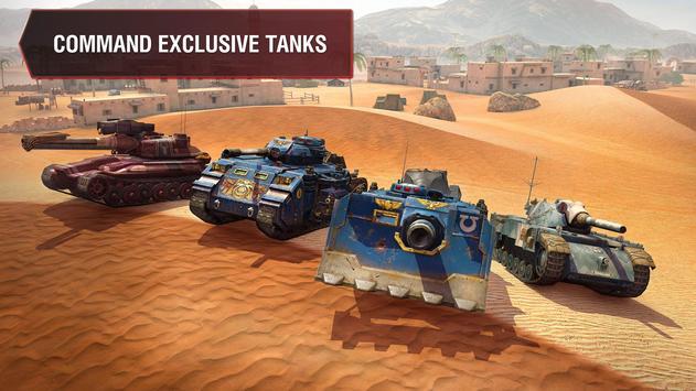 World of Tanks स्क्रीनशॉट 4