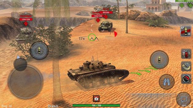 World of Tanks स्क्रीनशॉट 6