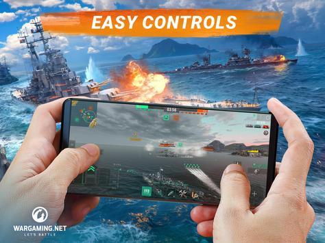 World of Warships Blitz: Gunship Action War Game تصوير الشاشة 12