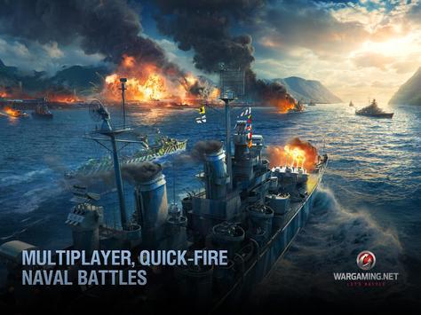 World of Warships Blitz: Gunship Action War Game screenshot 7
